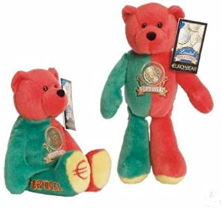 Portugal Euro Coin Bear by Limited Treasures