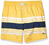Sperry Men's 7' Classic Swim Trunks, Yellow Gold, Extra Large