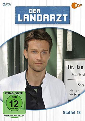 Der Landarzt - Staffel 18 [3 DVDs]