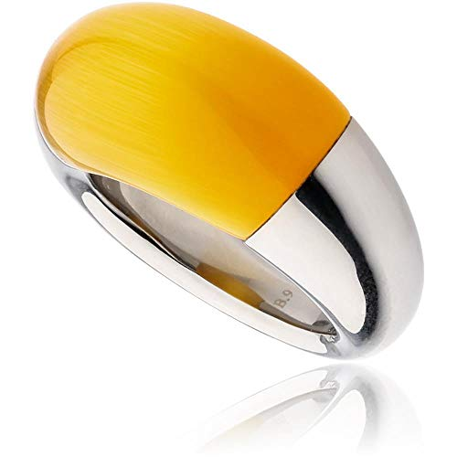 Calvin Klein Ellipse Silver Ring KJ03HR010305