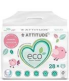 Pañales Attitude Newborn T1 (menos de 5kg) 28 unidades