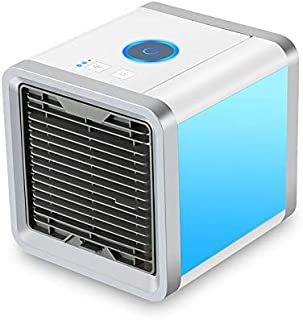 Personal Space Air Cooler,USB Mini Portable Air Conditioner