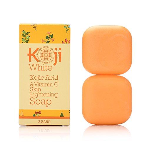 Kojic Acid & Vitamin C Skin Lightening Soap review
