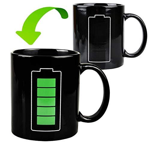 Nofinis Heat Changing Mug