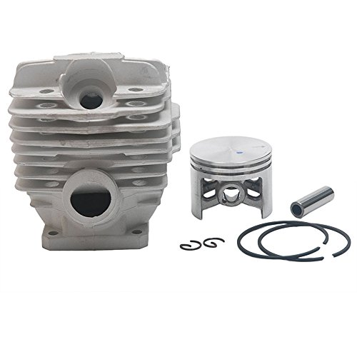 HIFROM(TM Replace 48mm Cylinder Piston Pin Rings Circlips Kits Fit for Stihl Ms360 036 Chainsaw New AFTERMARKET