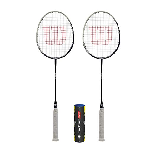 Raquette de badminton Wilson Strike (options...