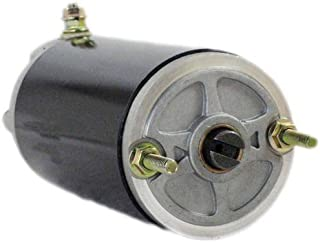 NEW 12V HIGH TORQUE SNOW PLOW ANGLE PUMP MOTOR FITS MEYER E47 ELECTRO TOUCH 3/16 WIDE SLOT 462001 464160 46-2415 46-854 MGL4005 MKW4007 MO551046AS SM48826 W8032B 462415 46-2001 MGL4105 MM48826 W-8032B