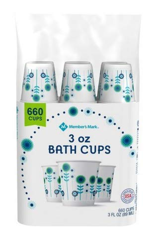 Member's Mark Bath Cup, 3 oz. (660 ct.)