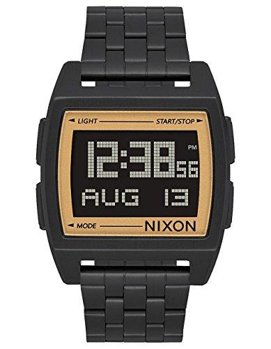 Nixon Reloj Unisex Adultos de Digital con Correa en Acero Inoxidable A1107-1031-00