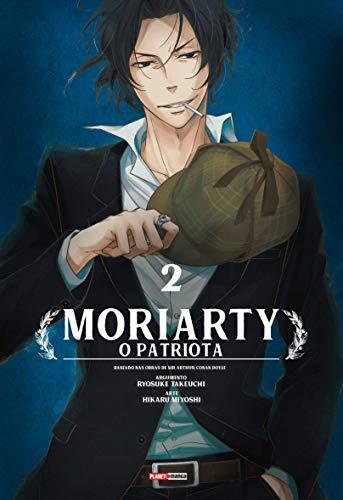Moriarty O Patriota Vol. 2