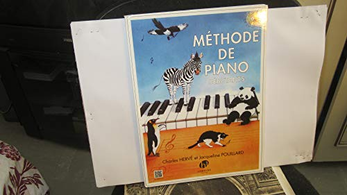 LEMOINE - piano methode - HERVE C / POUILLARD J. - debutant
