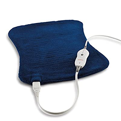 Sunbeam King-Size Electric Heating Pad with UltraHeat Technology