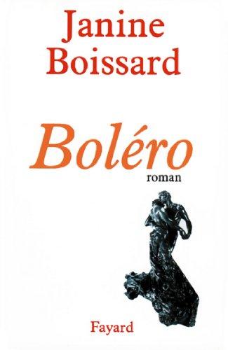 Boléro (Littérature Française) (French Edition)