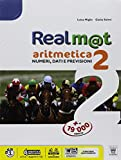 Realm@t. Aritmetica, geometria, matematica. Per la Scuola media. Con ebook. Con espansione online (Vol. 2)