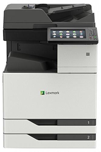 Lexmark CX922de Laser 45 ppm 1200 x 1200 dpi A3 multifunctioneel apparaat (laser, 1200 x 1200 dpi, 1150 vel, A3, directe druk, zwart, wit)