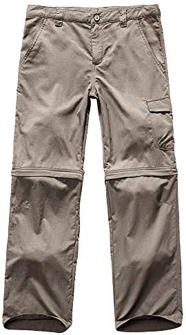 Kids Boy s Youth Outdoor Quick Dry Lightweight Cargo Pants Hiking Camping Fishing Zip Off Convertible product image