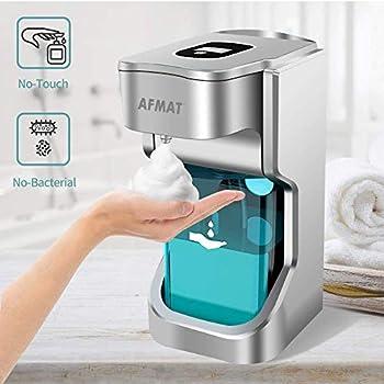 AFMAT Touchless Foaming Soap Dispenser