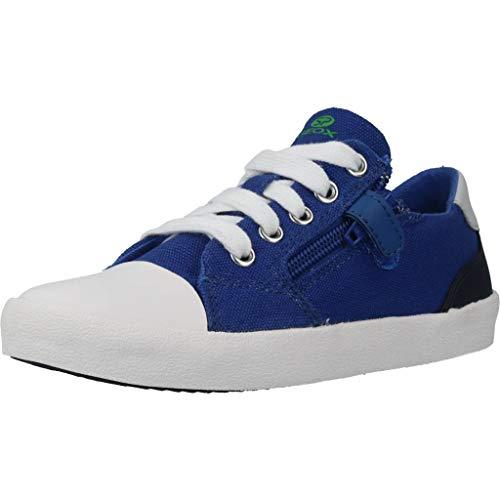 Geox Jungen Laufschuhe J GISLI Boy Blau 33 EU