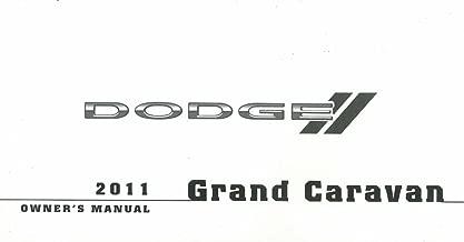 bishko automotive literature 2011 Dodge Grand Caravan Owners Manual User Guide Reference Operator Book Fuses