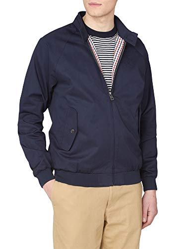 Ben Sherman Signature Harrington XXL Dark Navy