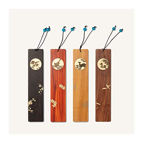Wooden Bookmarks Chinese Style