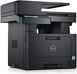 Dell B2375dnf netzwerkfähiger s/w Multifunktions Laserdrucker mit Duplexfunktion (Scanner, Kopierer, Drucker & Fax)