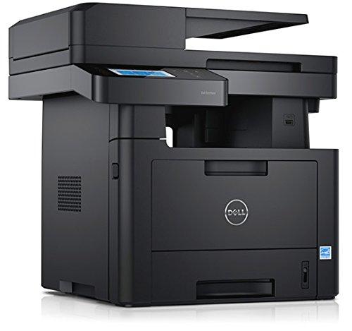 Dell B2375dnf netzwerkfähiger s/w Multifunktions-Laserdrucker mit Duplexfunktion (Scanner, Kopierer, Drucker & Fax)