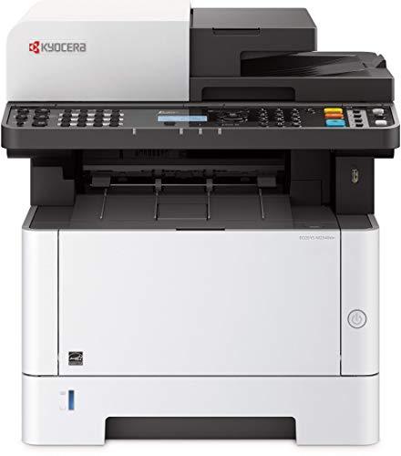 Kyocera Klimaschutz-System Ecosys M2540dn Multifunktionsdrucker Schwarz-Weiß. Drucken, Kopieren, Scannen, Faxen, mit Mobile-Print-Unterstützung für Smartphone und Tablet