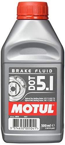 Motul 100950 DOT 5.1 Brake Fluid 0,5L