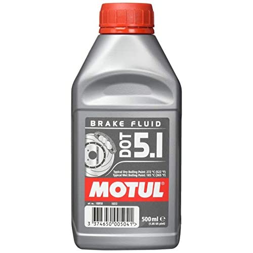 MOTUL liquido freni DOT 5.10.5L
