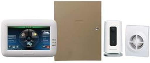 VISTA-20P Control Panel Bundle Kit with TUXWIFIW Tuxedo Keypad WiFi Touchscreen