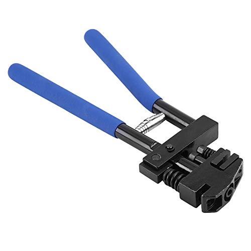 Borde de 5 mm Alicate de perforación Alicate de perforación Panel de jogler de mano Alicate de brida Alicate de perforación Reparación de chapa Punzonadora de soldadura