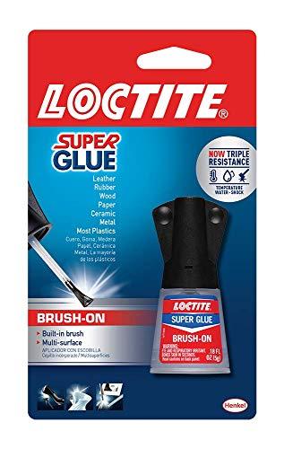 Loctite 852882 Brush On Liquid Super Glue, 0.319 CDM