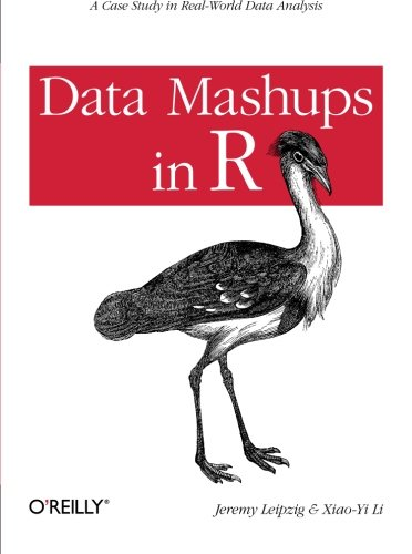 Data Mashups in R: A Case Study in Real-World Data Analysis