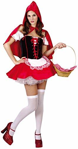 Costume da Cappuccetto Rosso donna S