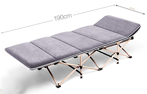 Folding bed Ailin Home- Cama Plegable Silla Simple Siesta Cama Cama de...