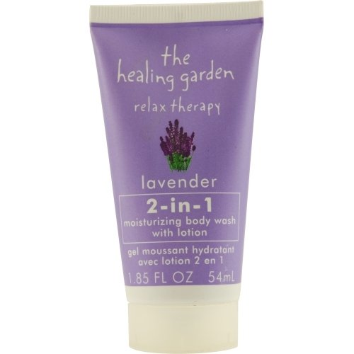 The Healing Garden Lavender Therapy 2-in-1 1.85 oz