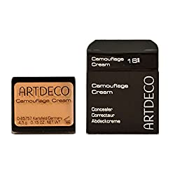 Artdeco Camouflage Covering Cream 18, natural apricot, 1-pack (1 x 5 g)
