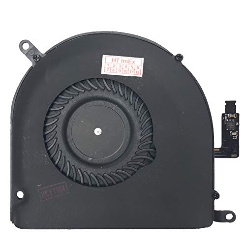 (Versie Links) ventilator/koeler fan compatibel met Apple MacBook Pro A1398 Retina Early 2013