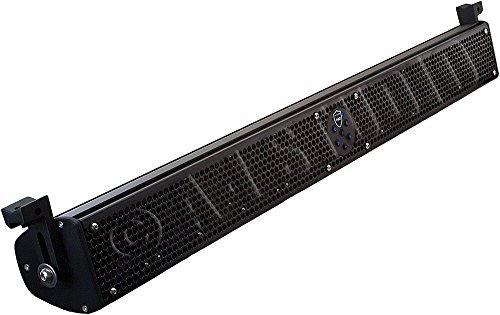 Wet Sounds STEALTH-10 Ultra - Black 10 Speaker All-in-One Bluetooth Soundbar