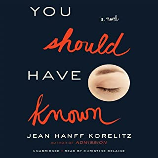 You Should Have Known audiobook cover art