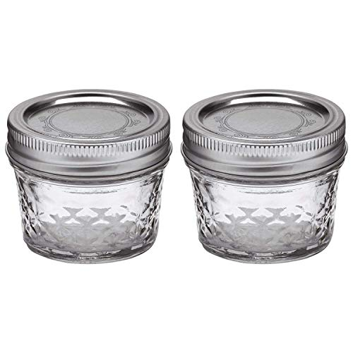 Ball Mason Jars 4oz , Set of 2