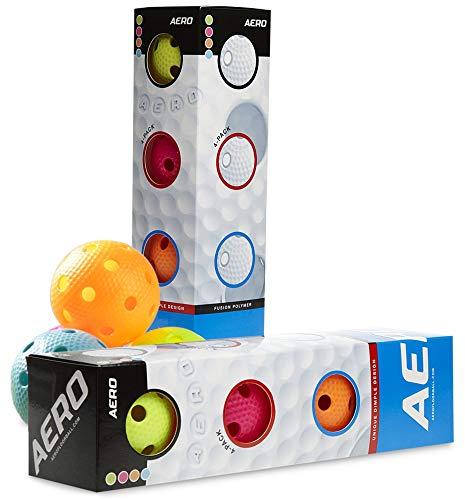 Salming Aero Floorball bunt (4er-Pack)