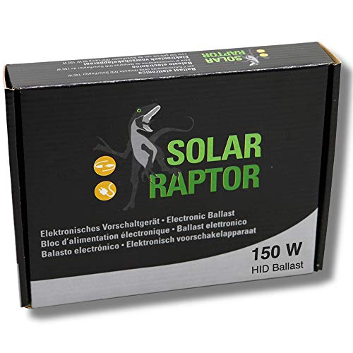 SolarRaptor EVG 150 Watt