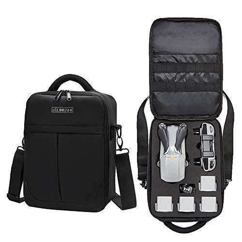 HSKB Drone Rucksack Handtasche für DJI Mavic AIR 2 Drone Tragetasche Drohne Rucksack Wasserdichte Tasche Portable Tragekoffer