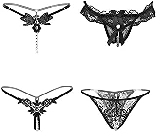 I-LIVE Lace G-String For Women
