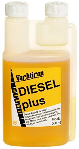 YACHTICON Diesel Plus 500ml gegen Bakterien