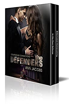 The Defenders: A Two Book Box Set (Courthouse Connections 2) by [Ann Jacobs, Syneca Featherstone]