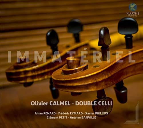 Olivier Calmel / Double Celli - Immateriel
