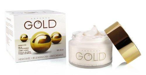 -406- MyGlamy 50 ml Reine Luxus Gold Creme Bio Anti Aging Hauterneuerung Cream